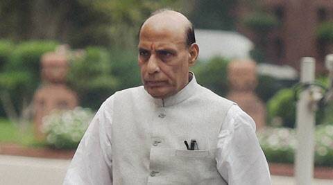 Rajnath Singh, Pakistan, Pakistan violence, Pakistan ceasefire violation, PoK, LoC, kashmir, india news, indian express news