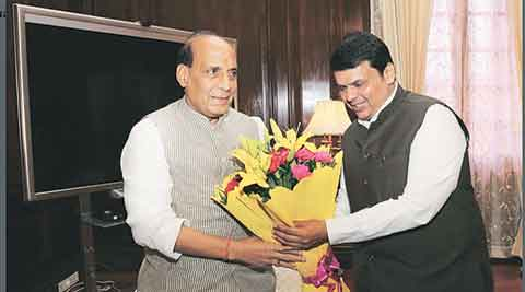Devendra Fadnavis, Rajnath Singh, Gadchiroli Development Plan, Central government, Maharashtra government, Naxal activities, Mumbai news