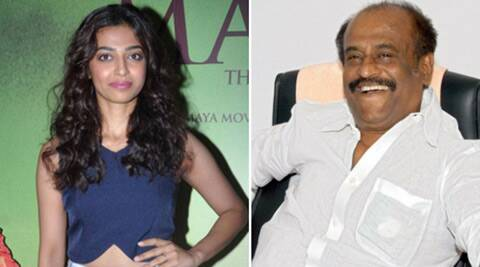 Radhika Apte to star opposite Rajinikanth in a Tamil film