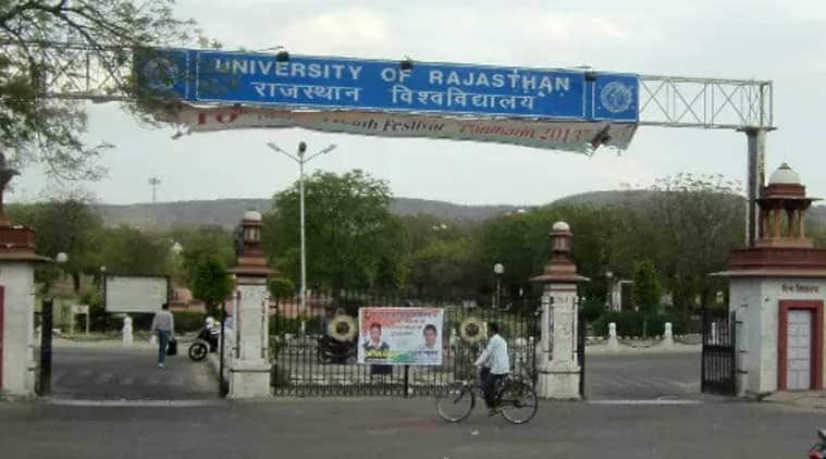 rajasthan university, university of Rajasthan, Rajasthan university V-C, new Vice-Chancellor Rajasthan University, JP Singhal VC rajasthan university, rajasthan news, Jaipur news, india news, education news
