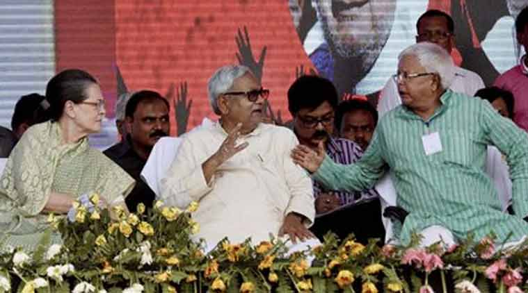 Swabhiman rally: PM Modi target in joint Sonia-Nitish-Lalu attack | The Indian Express