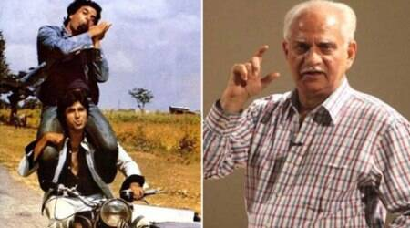 40 years of Sholay: Ramesh Sippy reminisces on how he almost got arrested in London
