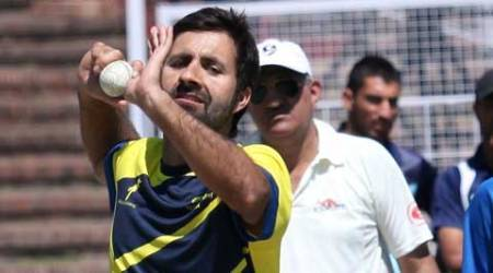 Parvez Rasool hopes for his time under the sun