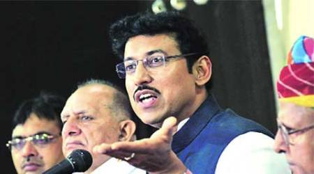 Yakub Memon execution: Some TV channels crossed Lakshman Rekha, says Rajyavardhan Rathore