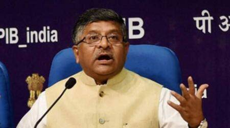 During Emergency while HC's showed courage, SC failed us: Ravi Shankar Prasad