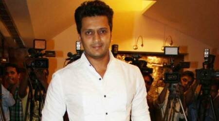 Will attempt to do one Marathi film a year, says Riteish Deshmukh