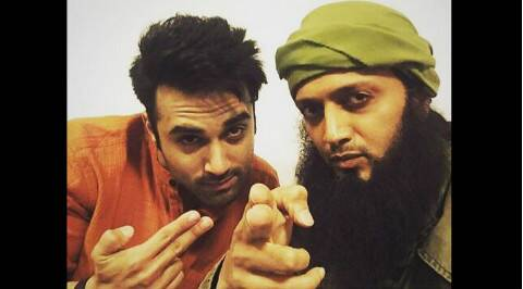 Home cooked meal for 'Bangistan' boys Riteish Deshmukh, Pulkit Samrat