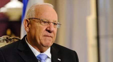 Israel President Reuven Rivlin threatened over 'Jewish terrorism' comment, police startinvestigation