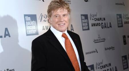 I am not retiring: Robert Redford