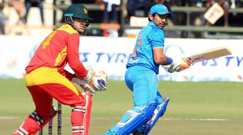 I couldn't capitalise in Zimbabwe ODIs: Robin Uthappa