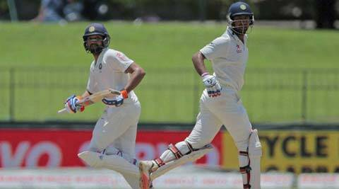 India vs Sri Lanka, India Sri Lanka, Ind vs SL, India vs Sri Lanka 2015, Cheteshwar Pujara, Pujara, Cricket News, Cricket