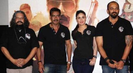 A representative and a spokesperson of the film's producer, Rohit Shetty, did not respond to emails or phone calls.