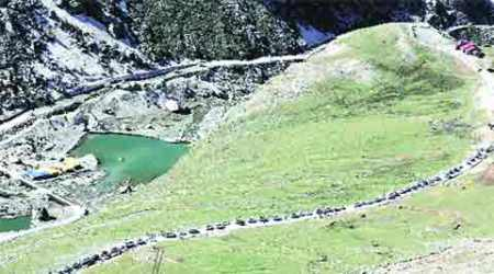 Rohtang Pass Ban: NGT relaxes ban on tourist vehicles