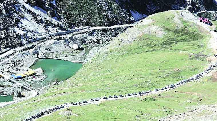 Rohtang Pass ban, tourism industry, Manali, National Green Tribunal, Rohtang Pass, Rakesh Kanwar, NGT, Manali Hoteliers' Association, india news, news