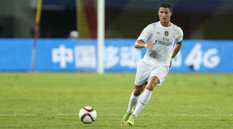 Posed questions on FIFA, Cristiano Ronaldo storms out