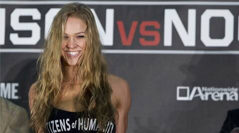Ronda Rousey to star in film based on her autobiography