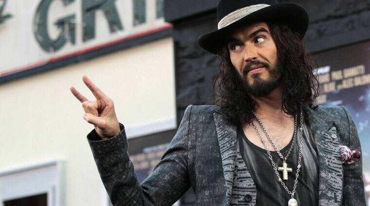 Russell Brand Comedian, Russell Brand Quits Social Media, Russell Brand facebook, Russell Brand Twitter, Russell Brand The Trews, Russell Brand Youtube, Russell Brand video, Entertainment news