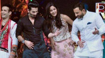 Saif on working with Shahid: It will create a certain amount of curiosity