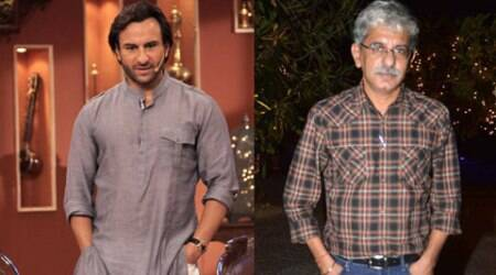 Sriram Raghavan to make thriller with Saif Ali Khan