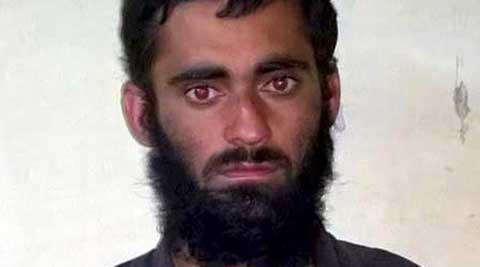 Captured Pakistani terrorist was tasked to set up base in Kashmir