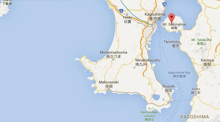 Sakurajima, Sakurajima japan, mount Sakurajima, japan volcano, volcano japan, mt Sakurajima, erupting volcano, Sakurajima news, Japan news, world news