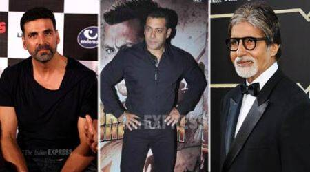 Salman, Big B, Akshay among world's top 10 highest-paid actors