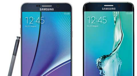 Samsung Galaxy Note 5 and Galaxy S6 Edge Plus images leak ahead of Unpacked event
