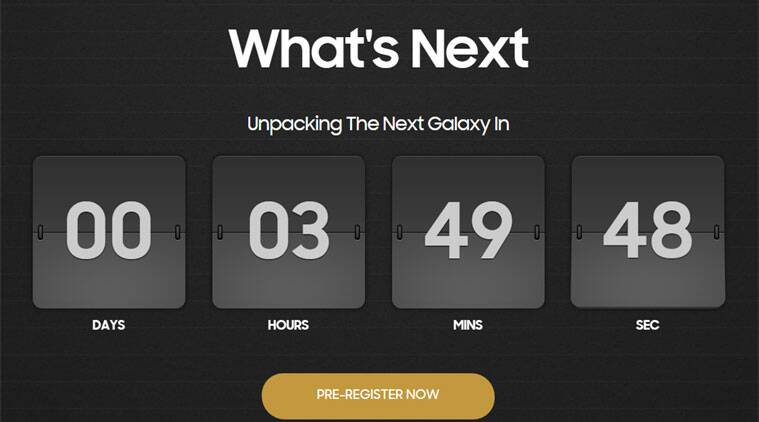 Samsung Galaxy Note 5 is launching today.