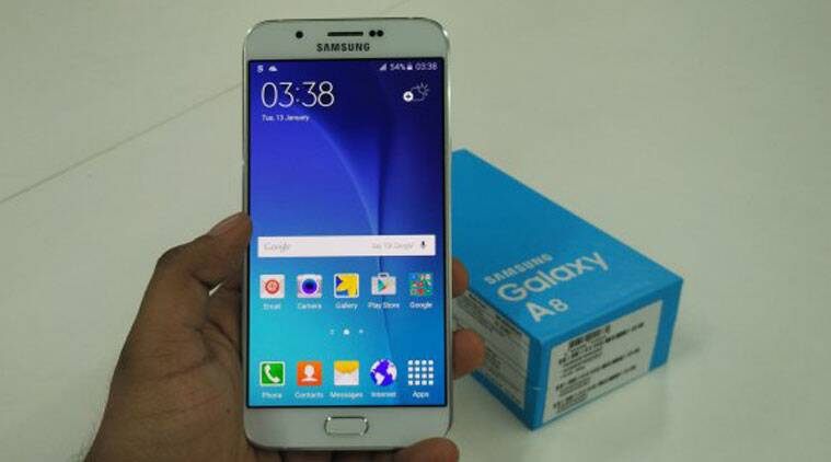 Samsung Galaxy A8, Samsung Galaxy A8 review, Galaxy A8 Review, Galaxy A8 Express Review, Samsung Galaxy A8 features, Samsung Galaxy A8 price, Galaxy A8 specs, Galaxy A8 Flipkart, Samsung Galaxy A8 Amazon, Smartphones, Mobiles, Technology, technology news