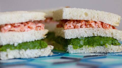 how to make sandwiches the day before
