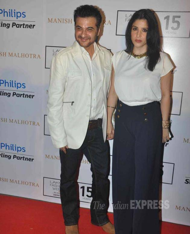 Sanjay Kapoor, Maheep Kapoor