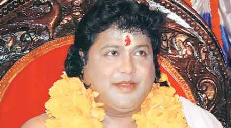 Associate accuses godman Sarathi Baba of plotting to kill her