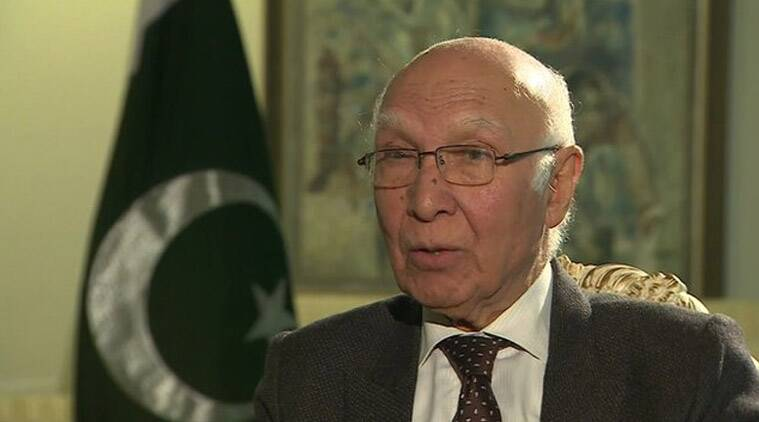 Pakistan, Pakistan US, Paksitan ambassador to US, pakistan former ambassador to US, Pakistan Prime Minister's advisor on foreign affairs,Pakistan Prime Minister's advisor on foreign affairs Sartaj Aziz, Sartaj Aziz, sartaj, aziz, pakistan news, world news