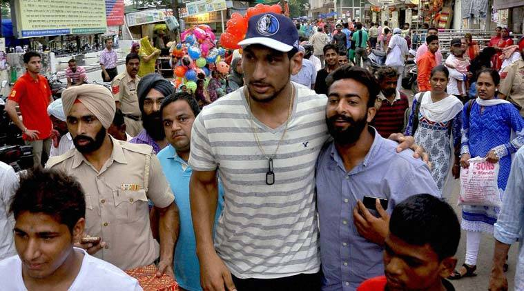 Satnam Singh Bhamara, Satnam Singh, Satnam Bhamara, Satnam, Satnam Singh Bhamara India, NBA, NBA Basketball, Basketball India, India Basketball, Sports News, Basketball news, basketball