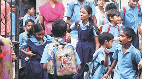 bombay high court, school bag, school bag weight, school education, education, primary education, pune news, indian express