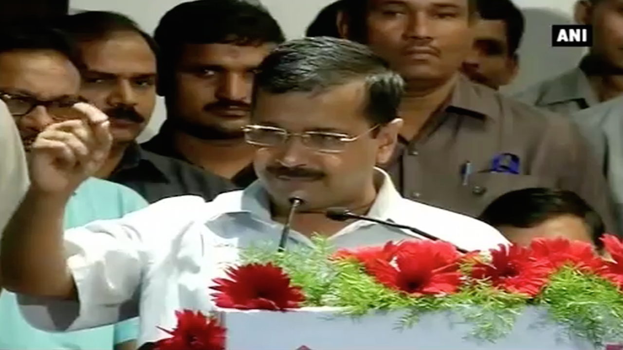 Arvind Kejriwal Slams Modi's Bihar Package, Bats For Nitish Kumar In Bihar Polls