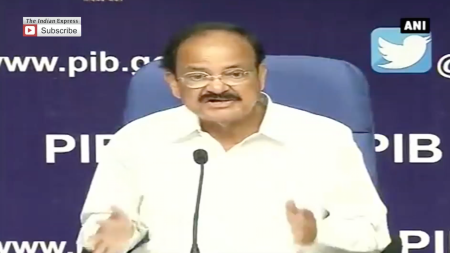 Central Govt Announces 98 Smart Cities, Venkaiah Naidu Terms Them 'Safe Investments For pvt Firms'