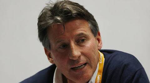 Sebastian Coe says IAAF angry and betrayed over doping claims