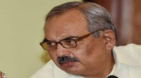 IAS officer Rajiv Mehrishi appointed new Home Secy