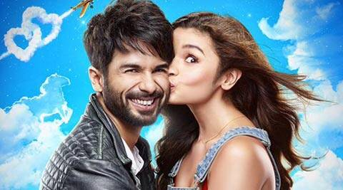 Shaandaar, alia bhatt, shahid kapoor, Shaandaar first look, Shaandaar movie, Shaandaar teaser, Shaandaar poster, Shaandaar first poster, alia bhatt Shaandaar, shahid kapoor Shaandaar, alia shahid, alia shahid Shaandaar, alia Shaandaar poster, shahid Shaandaar poster, karan johar, karan johar Shaandaar, karan johar Shaandaar poster, entertainment news, Shaandaar news, alia bhatt shahid kapoor