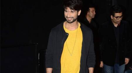 Shahid Kapoor's next with Vikrmaditya Motwane named 'AK Vs SK'