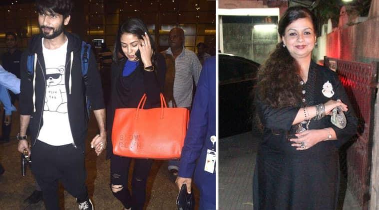 Shahid Kapoor, Mira Rajput, Shahid Mira, Neelima Azeem, Shahid Mira wedding