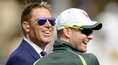 Shane Warne accuses Australia of making 'sillydecision'