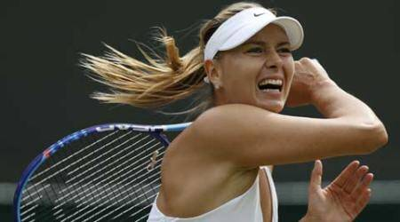 Sharapova withdraws from US Open with leg injury