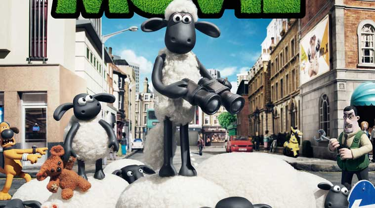 Shaun the Sheep, Shaun the Sheep review, Shaun the Sheep movie review, Shaun the Sheep film review, Shaun the Sheep movie, Shaun the Sheep cast, Shaun the Sheep voice, Shaun the Sheep release, Mark Burton, Richard Starzak, Justin Fletcher, John Sparkes, entertainment news