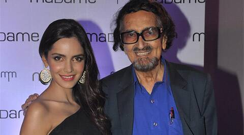 Shazahn Padamsee to star in father Alyque Padamsee's play