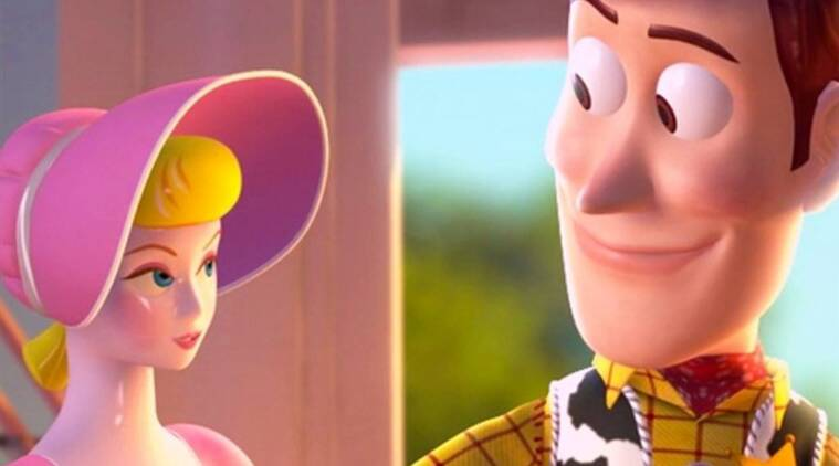 Toy Story 4 To Have Sheriff Woody Bo Peep Love Track