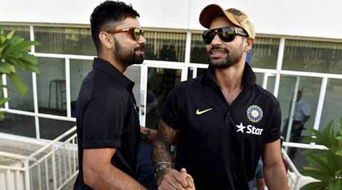 Shikhar Dhawan wishes 'friend, brother, team-mate' Virat Kohli on Friendship Day