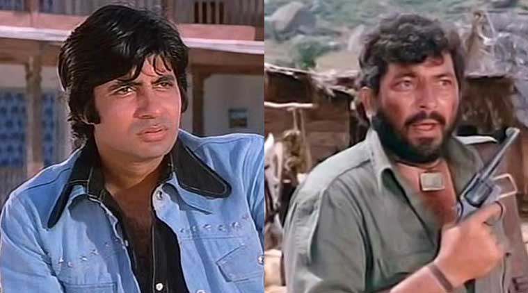 The new hindi picture film full movie sholay amitabh bachchan