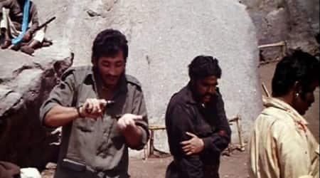 sholay, sholay anniversary, 40 years sholay, sholay movie, gabbar singh, sholay gabbar sing, sholay news, india sholay, sholay movie, india news, entertainment news, sholay india